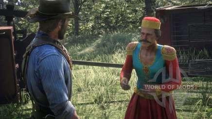 Где искать всех незнакомцев в Red Dead Redemption 2