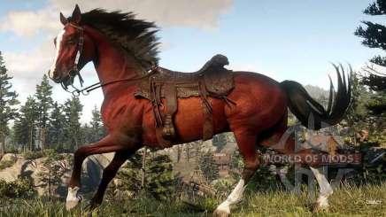 Лошади в RDR 2