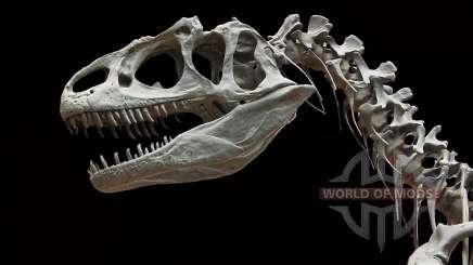 Кости динозавров RDR 2
