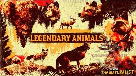 Легендарные животные