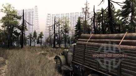 Чернобыль в Spintiers