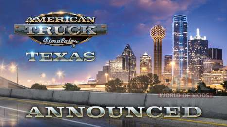 American Truck Simulator - Техас