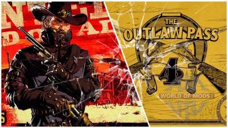 Заключительная неделя Outlaw Pass No.4