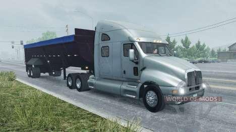 Truck traffic для American Truck Simulator