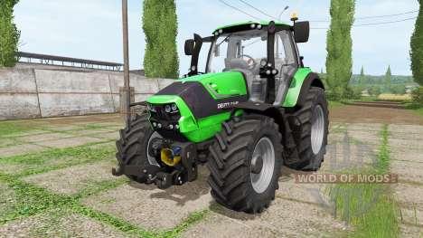 Deutz-Fahr Agrotron 6190 TTV v2.0 для Farming Simulator 2017
