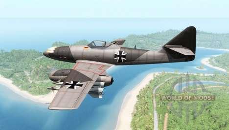 Messerschmitt Me.262 для BeamNG Drive