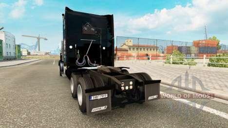 Freightliner Classic XL v2.0 для Euro Truck Simulator 2