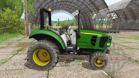 John Deere 2032R для Farming Simulator 2017