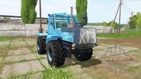 Т 150К v1.2 для Farming Simulator 2017