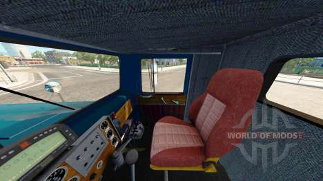 Peterbilt 351 v4.0 для Euro Truck Simulator 2