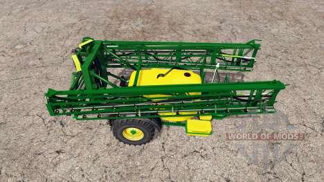 John Deere 840i для Farming Simulator 2015