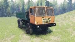 КАЗ 4540 Колхида для Spin Tires