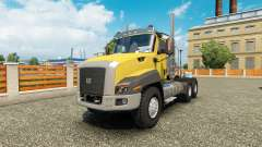 Caterpillar CT660 v1.1 для Euro Truck Simulator 2