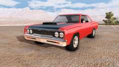 Plymouth Road Runner для BeamNG Drive