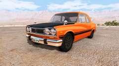 Ibishu Miramar Z coupe v1.11 для BeamNG Drive