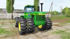 John Deere 8440 v1.1 для Farming Simulator 2017