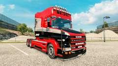 Скин Stiholt на тягач Scania T-series