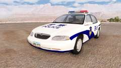 Ibishu Pessima Chinese Police