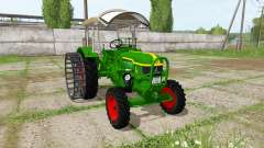 Deutz D40 v1.1 для Farming Simulator 2017