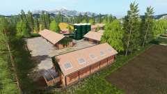 Auenbach v2.0 для Farming Simulator 2017
