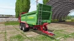 Strautmann PS 2201 для Farming Simulator 2017