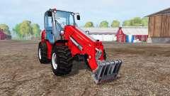 Weidemann 4270 CX 100T для Farming Simulator 2015