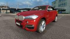 BMW X6 M50d (F16) v3.0 для Euro Truck Simulator 2