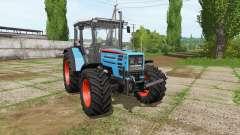 Eicher 2100 Turbo v1.1 для Farming Simulator 2017
