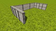 Placeable bale storage v1.1