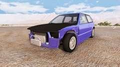 Ibishu Covet drift для BeamNG Drive