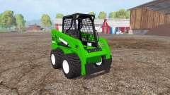 Bobcat S160 passion paysage для Farming Simulator 2015
