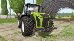 CLAAS Xerion 4000 v6.1
