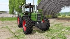 Fendt Favorit 612 LSA Turbomatik E v0.9 для Farming Simulator 2017