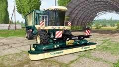 Krone BiG L 500 Prototype v1.0.0.1 для Farming Simulator 2017