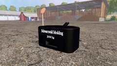 Weight для Farming Simulator 2015