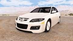 Mazda6 MPS (GG) для BeamNG Drive