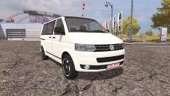 Volkswagen Transporter (T5) v2.0