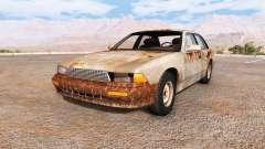 Gavril Grand Marshall rusty для BeamNG Drive