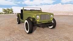 Ibishu Hopper ratrod v1.1 для BeamNG Drive