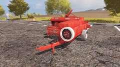 Sipma Z224-1 для Farming Simulator 2013