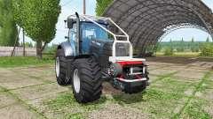 Case IH Puma 160 CVX forest v0.1 для Farming Simulator 2017