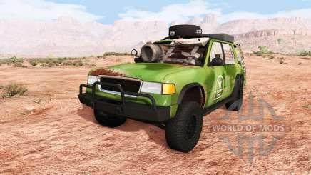 Gavril Roamer dustorm для BeamNG Drive
