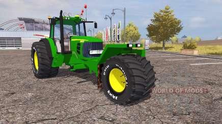 John Deere 6930 trike v2.0 для Farming Simulator 2013