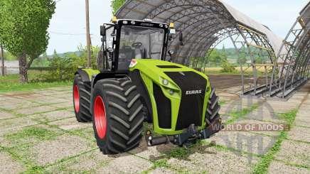 CLAAS Xerion 4500 для Farming Simulator 2017