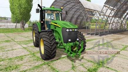 John Deere 7920 v2.0 для Farming Simulator 2017