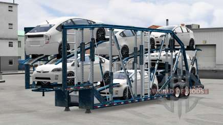 Trailers pack для American Truck Simulator