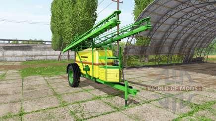 Dammann Profi-Class v1.0.2 для Farming Simulator 2017