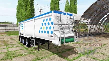 Krampe Bandit SB 30-60 AB Texel для Farming Simulator 2017