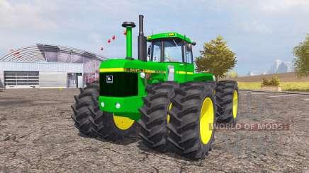 John Deere 8440 v2.0 для Farming Simulator 2013
