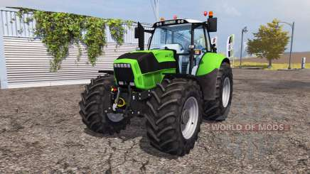 Deutz-Fahr Agrotron 630 TTV v1.1 для Farming Simulator 2013